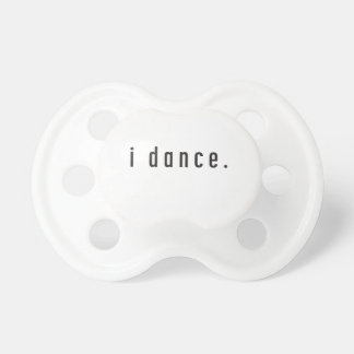 i dance baby paci baby pacifiers