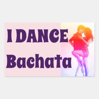 I Dance Bachata!, Salsa, Latin, Statement Sticker