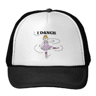 I Dance Ballerina Cap