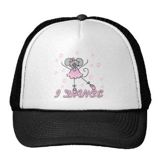 I Dance Mouse Ballerina Hat
