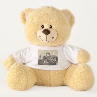 I Definitely Need More Bandwidth Teddy Bear
