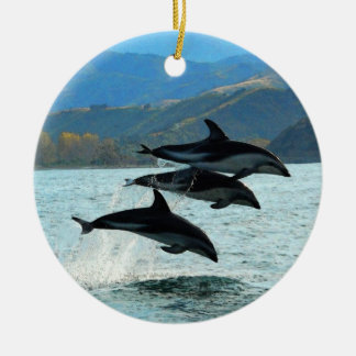 I Delfini Christmas Ornament