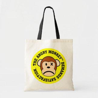 I demand satisfaction 2 canvas bag