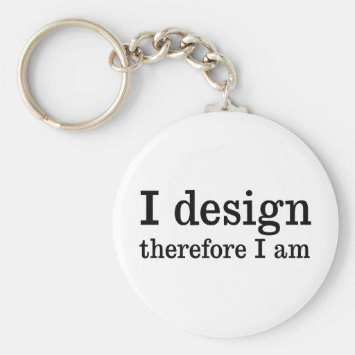 I Design Keychains