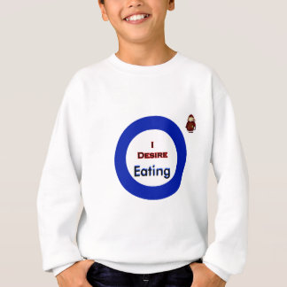I Desire Eating Tee Shirt