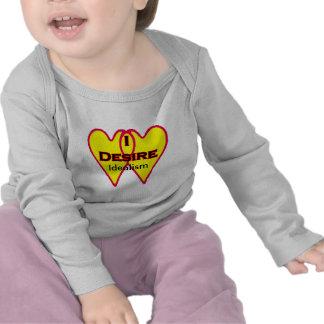 I Desire Idealism T Shirt