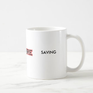 I Desire Saving Basic White Mug