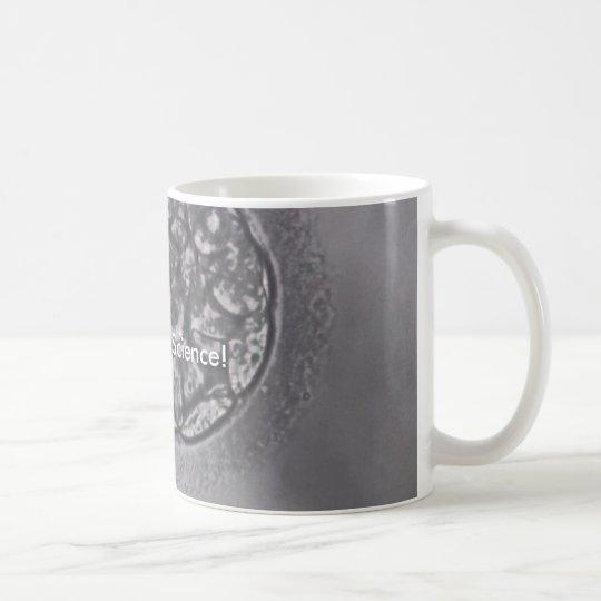 I did it with Science! Coffee Mug