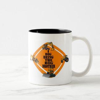 i dig being big brother new mug