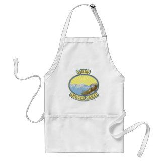 I Dig Crater Lake! Standard Apron