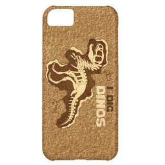 I Dig Dinos iPhone 5C Case