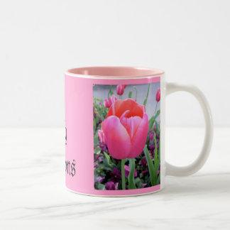 I dig gardens mug