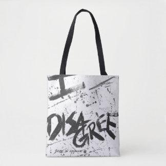 I Disagree Tote Bag