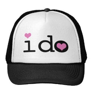 I Do Trucker Hat