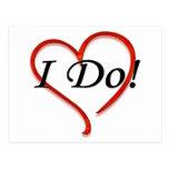I do! heart