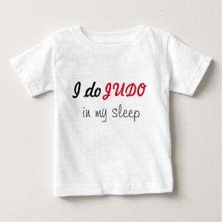 I do Judo in my sleep t-shirt