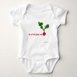I do not have any more one radish baby bodysuit