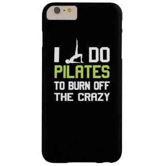 I Do Pilates To Burn Off The CRAZY Barely There iPhone 6 Plus Case