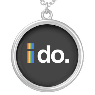 I DO WANT TO MARRY PENDANT