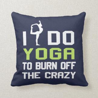 I do Yoga Cushion