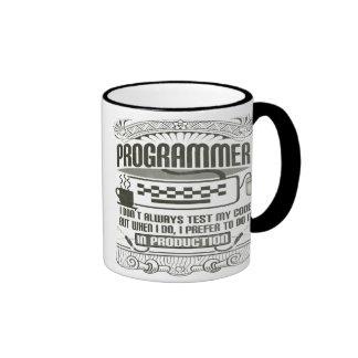 I don t always test my code mug