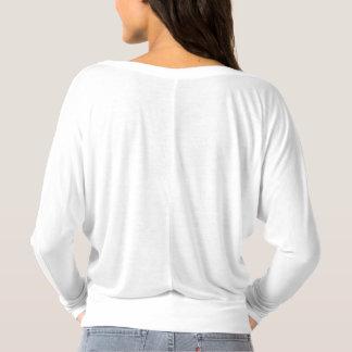 I Don't Divide the World... Women's Flowy T Medium T-Shirt