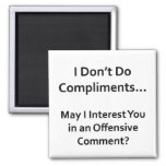 I Don't Do Compliments