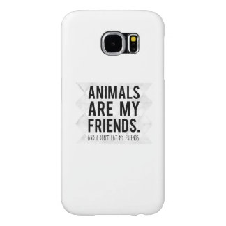 i don't eat my friends. samsung galaxy s6 cases
