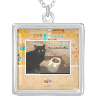 I don't know you cared personalized necklace