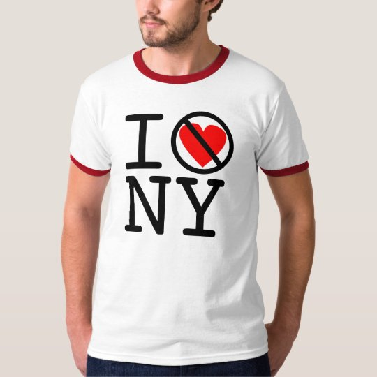 I Don't Love New York! T-Shirt