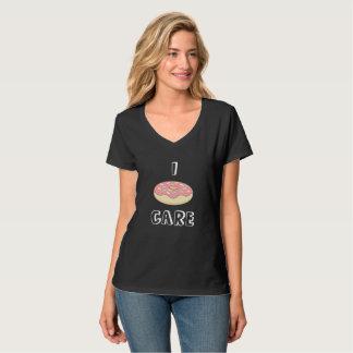 I DONUT Care (dark) T-Shirt
