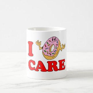 I Donut (Do Not) Care Mug