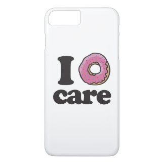 I doughnut care iPhone 7 plus case