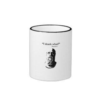 I drank what? - The Mug! Ringer Mug