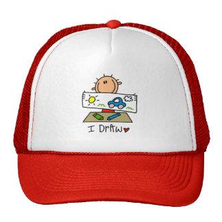 I Draw Trucker Hat