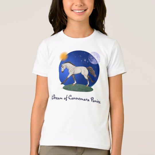 I Dream of Connemara Ponies T-Shirt