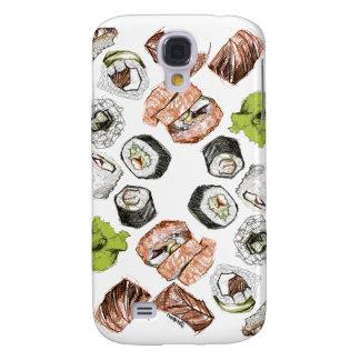 'I Dream Of Sushi' Galaxy S4 Case