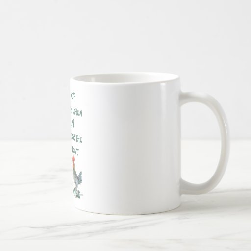 I dream of the day... CHICKENS Coffee Mugs