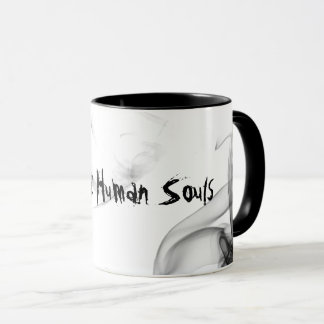 I drink human souls mug