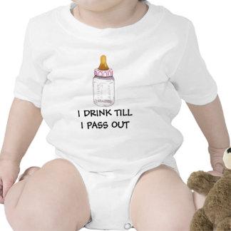 I DRINK TILL I PASS OUT TEE SHIRT