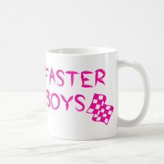 I Drive Faster Than Boys Coffee Mug