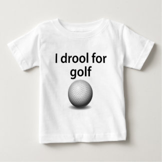I Drool For Golf Tshirts