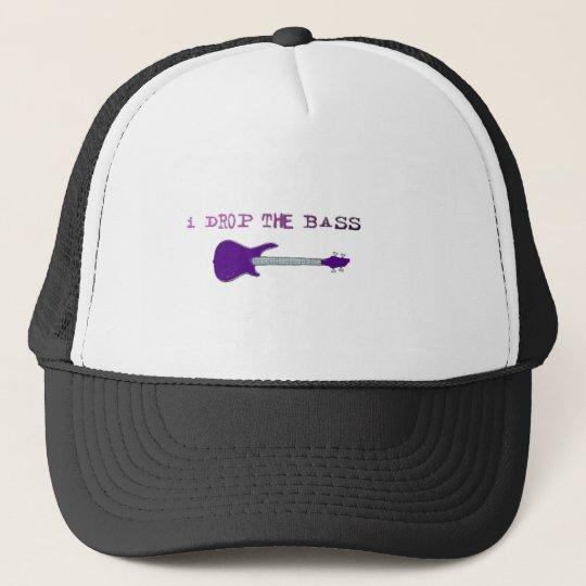 I Drop The Bass Trucker Hat