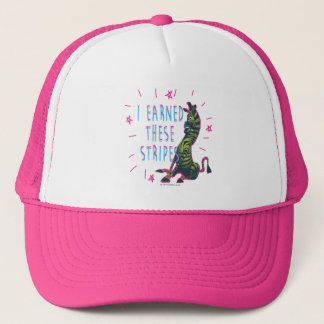 I Earned These Stripes Trucker Hat