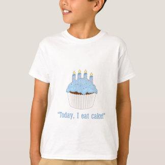 I Eat Cake - Choco T-Shirt