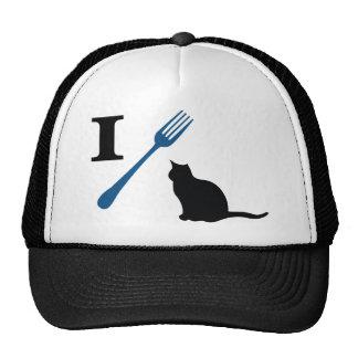 I Eat Pussy Cats Cap