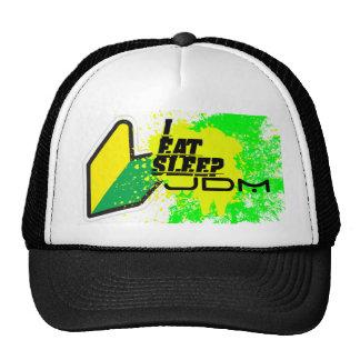 I eat, sleep jdm cap