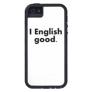 I English Good iPhone 5 Covers