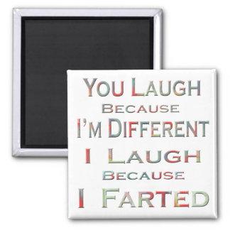 I Farted Magnet
