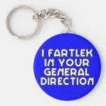 I Fartlek In Your General Direction